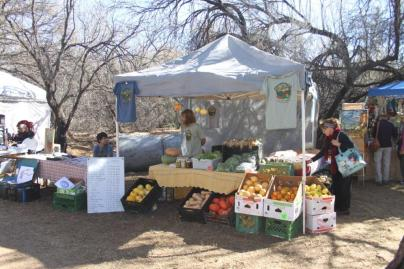 local food producers attend