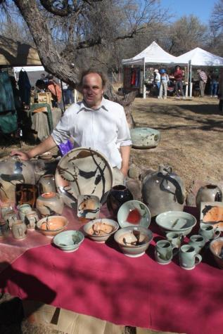 vendor Andy Iventosch (Tucson)