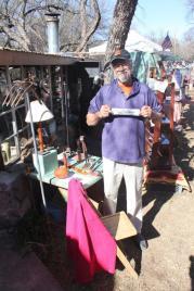 vendor Saul Lieberman ( Patagonia)