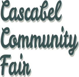 the 2018 Cascabel Community Fair