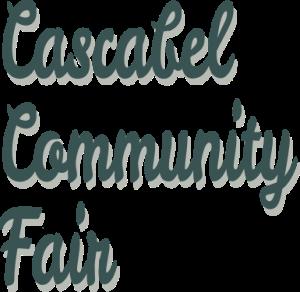 the 2021 Cascabel Community Fair