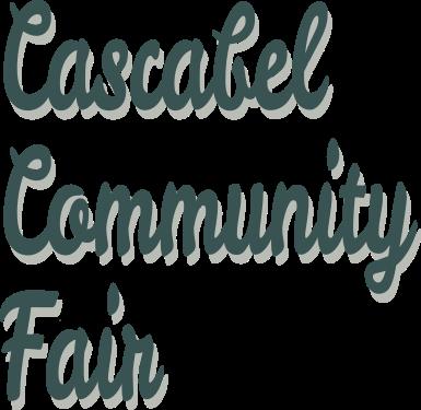 the 2018 Cascabel Community Fair