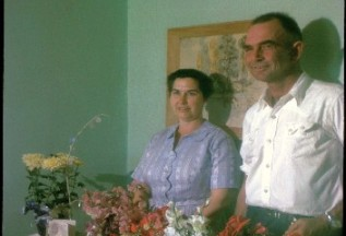 Charles and Florence Gillespie