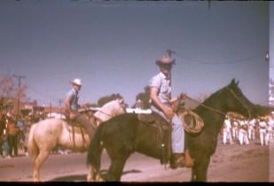 Guyu Gillespie Tucson Rodeo Parade 1961