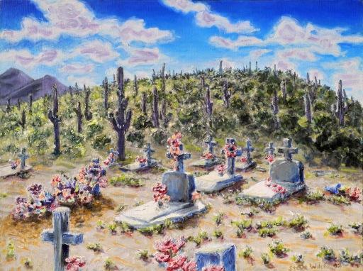 Steve Wilcox Painting
